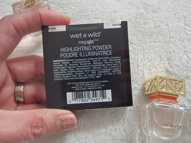 wet n wild highlighting powder