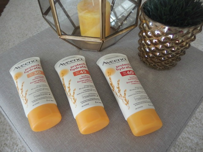 #Aveeno Sunscreen