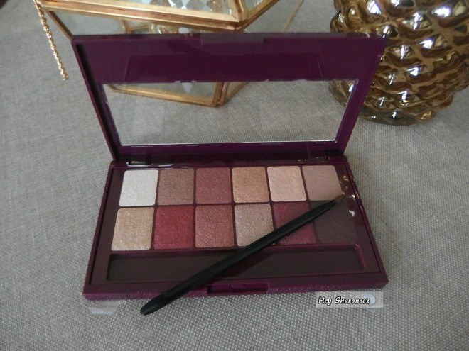 Burgundy Bar Palette