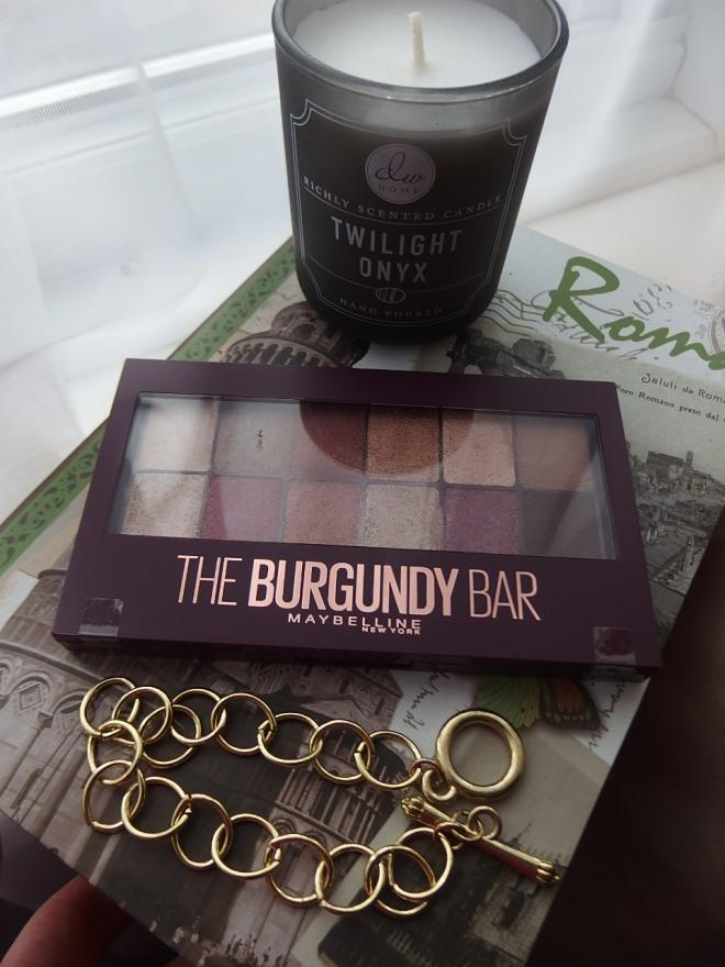 @Maybelline #Burgundybar