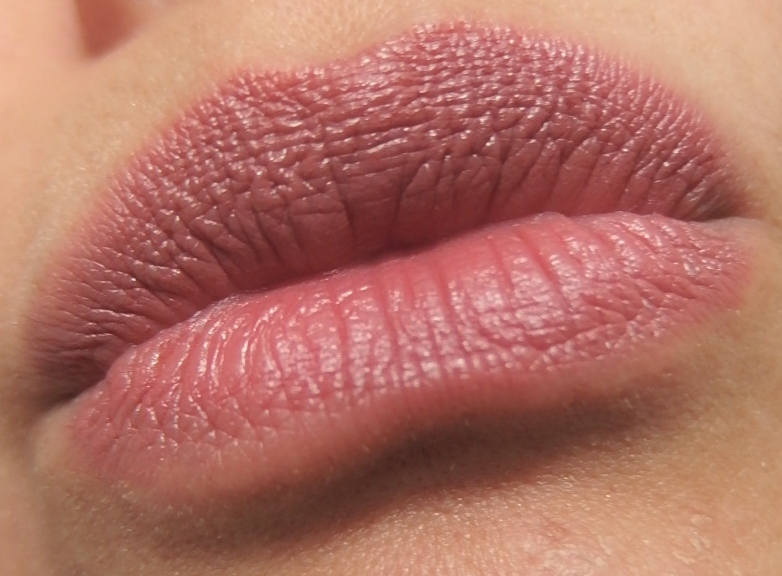 Matte Cream Lip swatch