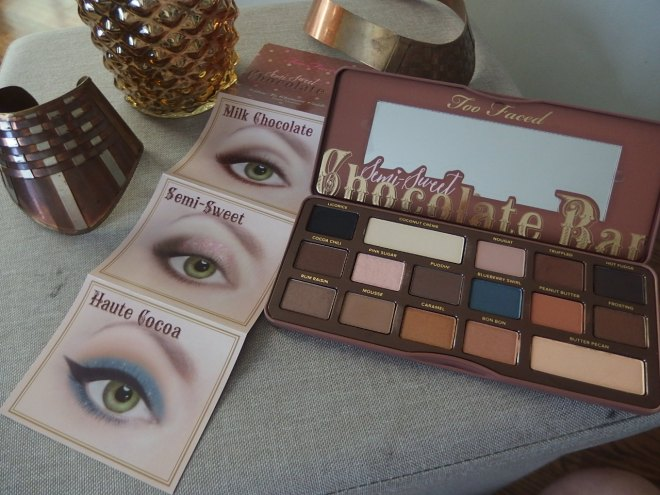 #Toofaced Semi-Sweet Chocolate Bar