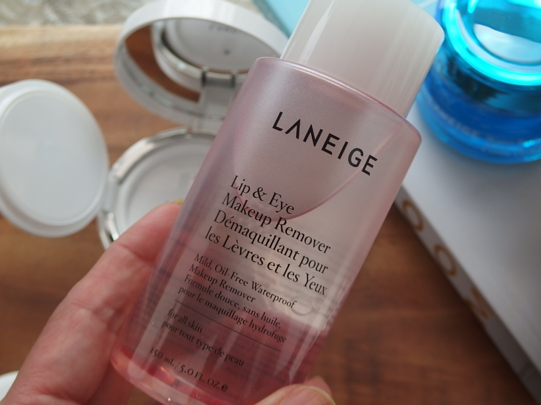 Laniege Lip & Eye Makeup Remover