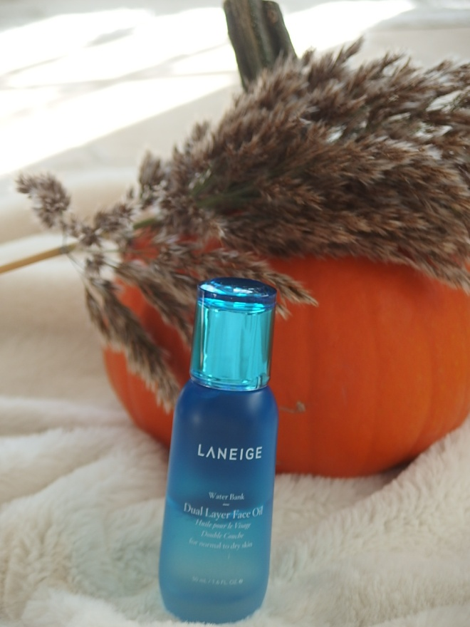 @Laniege Dual Layer Face Oil