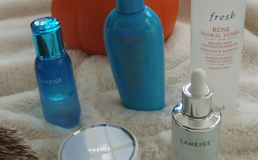 October Beauty Favorites