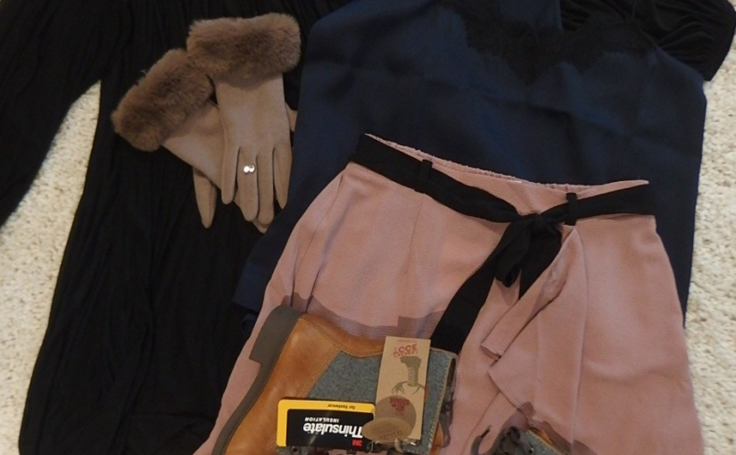 My Clothing Haul from Marshalls Pt1