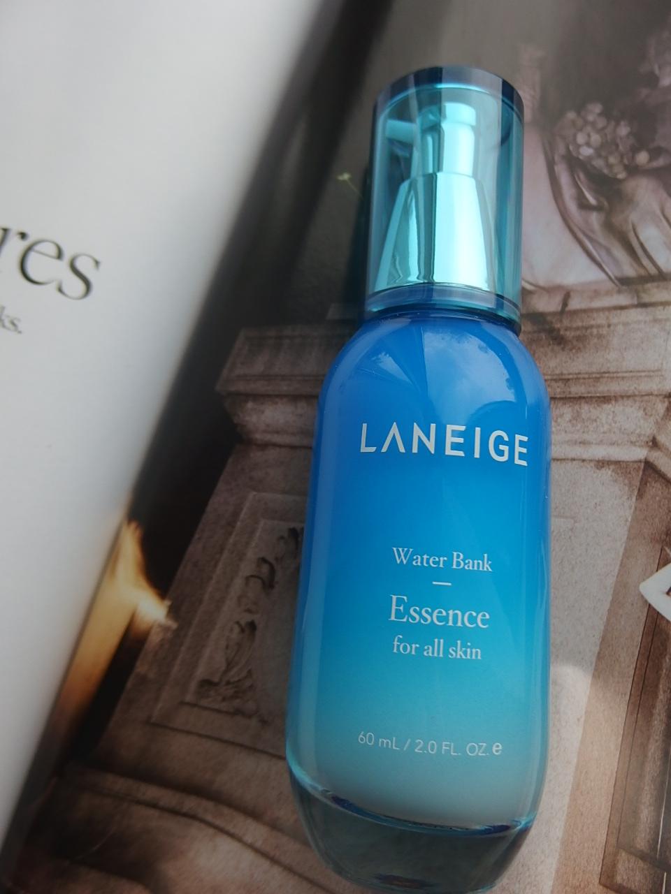 #Laneige Water bank essence