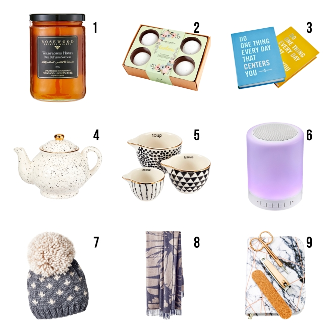Marshalls Christmas Gift Guide essentials
